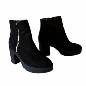 NWOT French Connection Ankle Boots